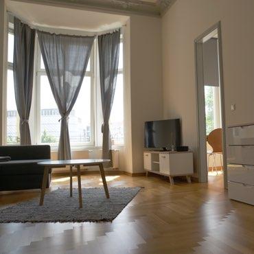 Apartment Am Brühl 4